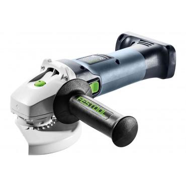 Meuleuse d'angle AGC 18-125 Li EB-Basic FESTOOL - sans batterie ni chargeur -  575343