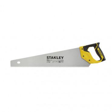 Scie égoïne Jetcut 500 mm STANLEY coupe débit moyenne - 2-15-288