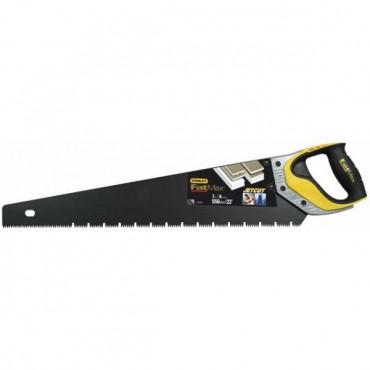 Scie égoïne Blade Armor Fatmax 550 mm STANLEY pour panneaux de plâtre - 2-20-534