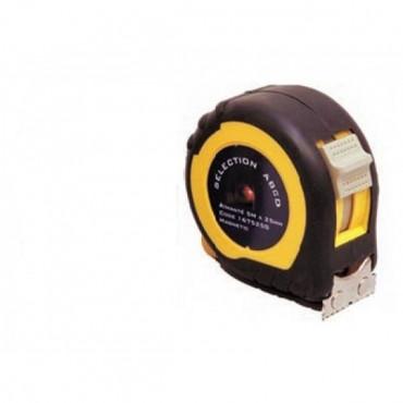 Mètre à ruban aimanté ralentisseur VOLA SNC - 5m x 25mm - sélection ABCD - 167525G