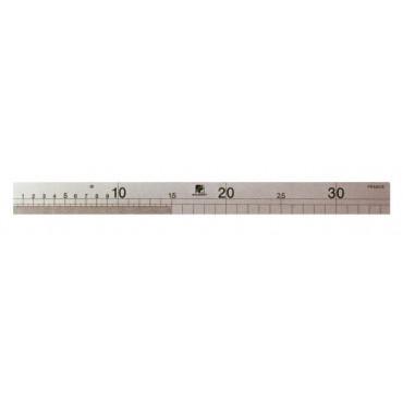 Jauge de charpentier inox WILMART 350 mm - 1030-10