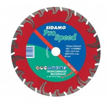 11102062 Disque diamant ProSpeed - Diamètre : 230 mm