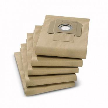 Kit filtre de toison KARCHER 25L pour aspirateur NT25/1 (paquet de 5) - 6.907-478.0