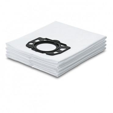 Sac KARCHER filtre ouate MV4,5,6 - 4 pieces - 2.863-006.0