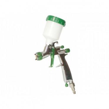 Mini pistolet peinture LACME XPBP godet supérieur basse pression - 410800
