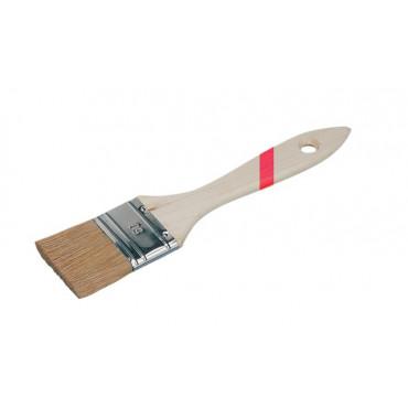 Pinceau plat Éco manche bois FRANPIN NAPOLI n°80 - 1009080