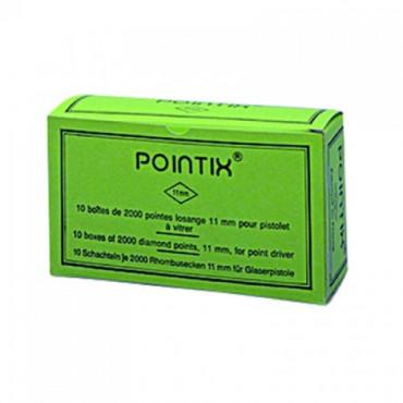 Boîte 2000 pointes losanges FRANPIN - 200580
