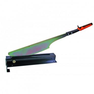 Guillotine à ardoise Pro Mat Coup 210 EDMA Ép. maxi de 7 mm - 33055