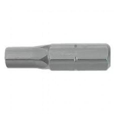 Embout vis 6 pans creux 6x25mm - BOST - 682960