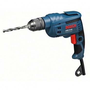 Perceuse-visseuse 1 vitesse BOSCH - GBM 10 RE Professional - 600 W - 0601473600