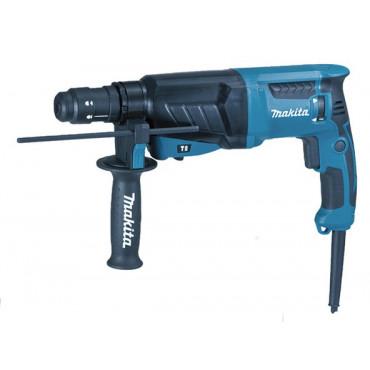 Perforateur burineur MAKITA SDS-Plus 800W - 26 mm - HR2630T