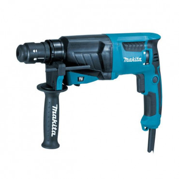 Perforateur burineur MAKITA SDS-Plus 800W Ø26mm - En coffret - HR2630