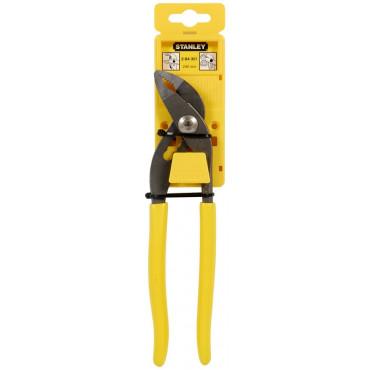 Pince multiprise gainée PVC jaune STANLEY 240 mm - 2-84-301