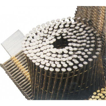 Pointe annelée galva en bande BOSTICH Ø2.5 x 50 mm - 9000 pièces - F250R50BG13