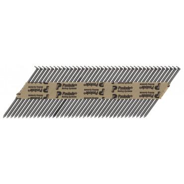 Pack de 2500 pointes crantées IM90I SPIT - 2.8 x 75 mm - 142018