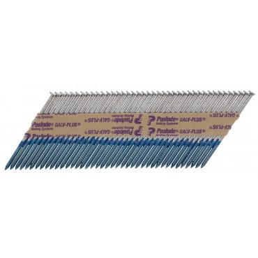 Pack de 2500 pointes crantées IM90I galvanisé SPIT - 3.1 x 90 mm - 142038