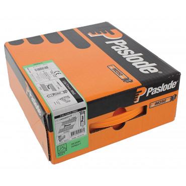 Pack de 2200 Clous crantés SPIT + Gaz - 2,8 x 70 mm - 141213