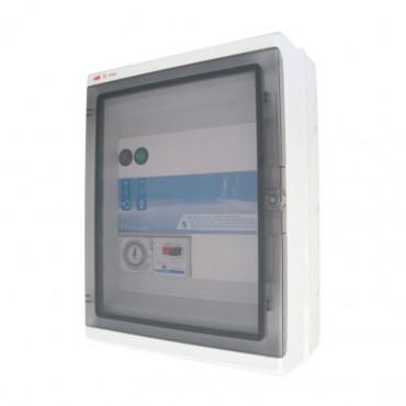 Coffret CCEI Panorama - Supporte une Filtration ou balai + 1 projecteur (de 30 à 300W ) - PF10D015