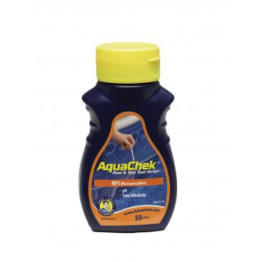 Testeur AQUACHEK Orange 3 en 1 (Oxygene actif) - 561682A