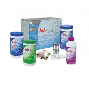 Traitement HTH Oxygene actif - Coffret SPA - K800415HA