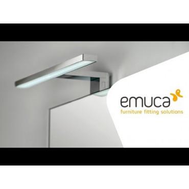 Applique LED Aquarius Emuca 300-450 mm et lumière froide
