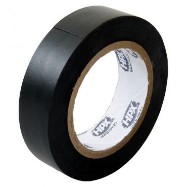 Ruban PVC Noir pour électricien 19mm x 20m HPX - IB1920