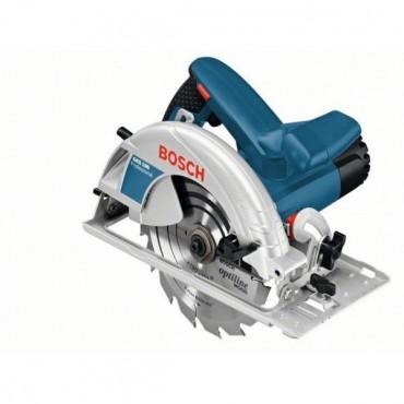 Scie circulaire GKS 190 Pro BOSCH - profonddeur de coupe 70mm - 1400W - 601623000