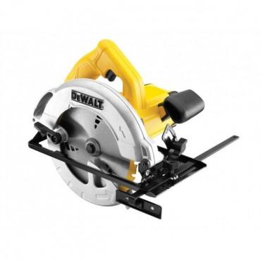 Scie circulaire DEWALT Ø165 mm et 1200 W - DWE550