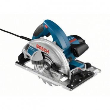 Scie radiale BOSCH GKS 65 G + FSN 1600 en L-BOXX - 0601668905