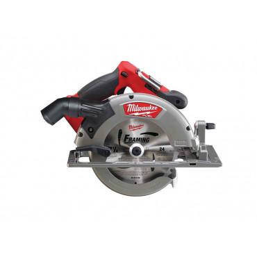 Scie circulaire Milwaukee 18V M18CCS66/0 - Sans chargeur ni batterie - 4933447255