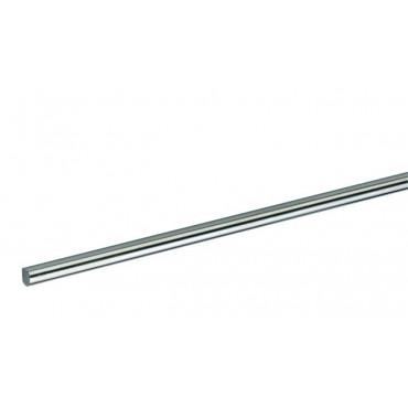Tringle 6/5 pour serrure a espagnolette HETTICH FRANCE - 1000 mm - Nickelé - 72251