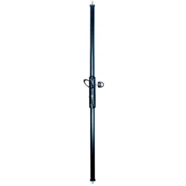 Serrure multipoints Multireverso TIRARD pour volet et porte garage - Alu noir - Carré 7 Profil EU - WG592010Q