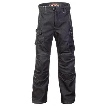 Pantalon de travail BOSSEUR Harpoon 3 jean noir - 11112