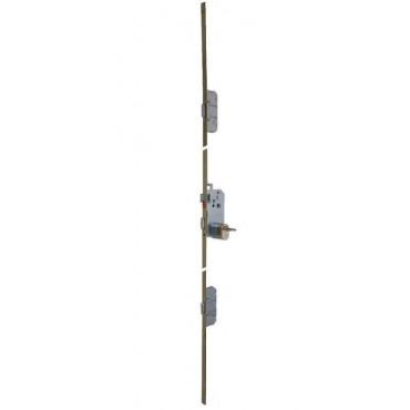 Serrure 3 points à larder 5000 Trilock A2P** SGN2 T18 VACHETTE - Axe 50 mm - 18002000