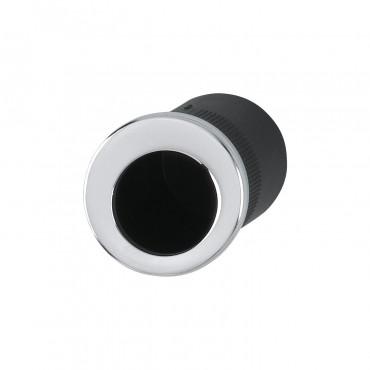 Douille de tirage HOPPE pour porte coulissante - Laiton chromé - 1983491