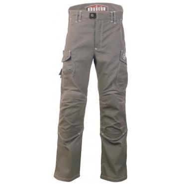 Pantalon BOSSEUR Multitravaux Harpoon 3 - Taupe - 11110-025 T.44