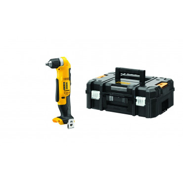 Perceuse d'angle DEWALT - Sans batterie, ni chargeur - avec T-STAK BOX 2 - DCD740NT