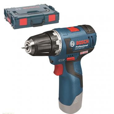 Perceuse visseuse BOSCH GSR 12V-20 - Sans chargeur ni batterie - 06019A4003