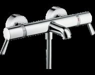 Thermostatique bain/douche HANSGROHE Ecostat  chromé - 13115000
