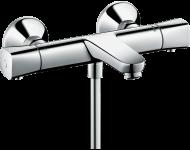 Mitigeur thermostatique bain/douche HANSGROHE Ecostat  chromé - 13123000