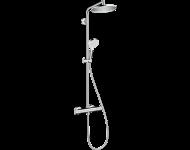 Colonne de douche HANSGROHE Crometta S  1jet chromé - 27267000