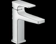 Mitigeur de lavabo HANSGROHE Metropol  poignée manette, avec tirette et vidage chromé - 32506000