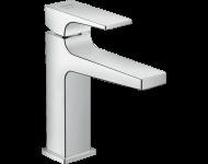 Mitigeur de lavabo HANSGROHE Metropol  CoolStart poignée manette, bonde Push-Open chromé - 32508000