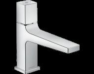 Mitigeur de lavabo HANSGROHE Metropol  Select, bec long, bonde Push-Open chromé - 32570000