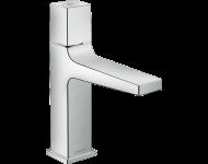 Mitigeur de lavabo HANSGROHE Metropol  Select, bonde Push-Open chromé - 32571000