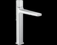 Mitigeur de lavabo HANSGROHE Metropol  Select, bonde Push-Open chromé - 32572000