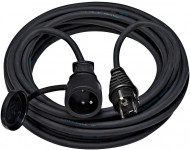 Rallonge électrique Brennenstuhl  PRO IP44 - L 5m - Avec prise à clapet - 1169301