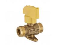 Vanne arrêt 1/4 de tour butane/propane haute pression mâle M20x150 NOYON & THIEBAULT - 5219-20C1