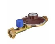 Détendeur butane avec sécurité 1.3 kg/h NOYON & THIEBAULT - 28 mbar écrou bouteille / mâle M20x150 - 5516-13C1
