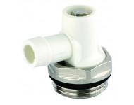 Robinet de vidange à bec orientable pour radiateur mâle M1/2' (15x21) NOYON & THIEBAULT - 803584